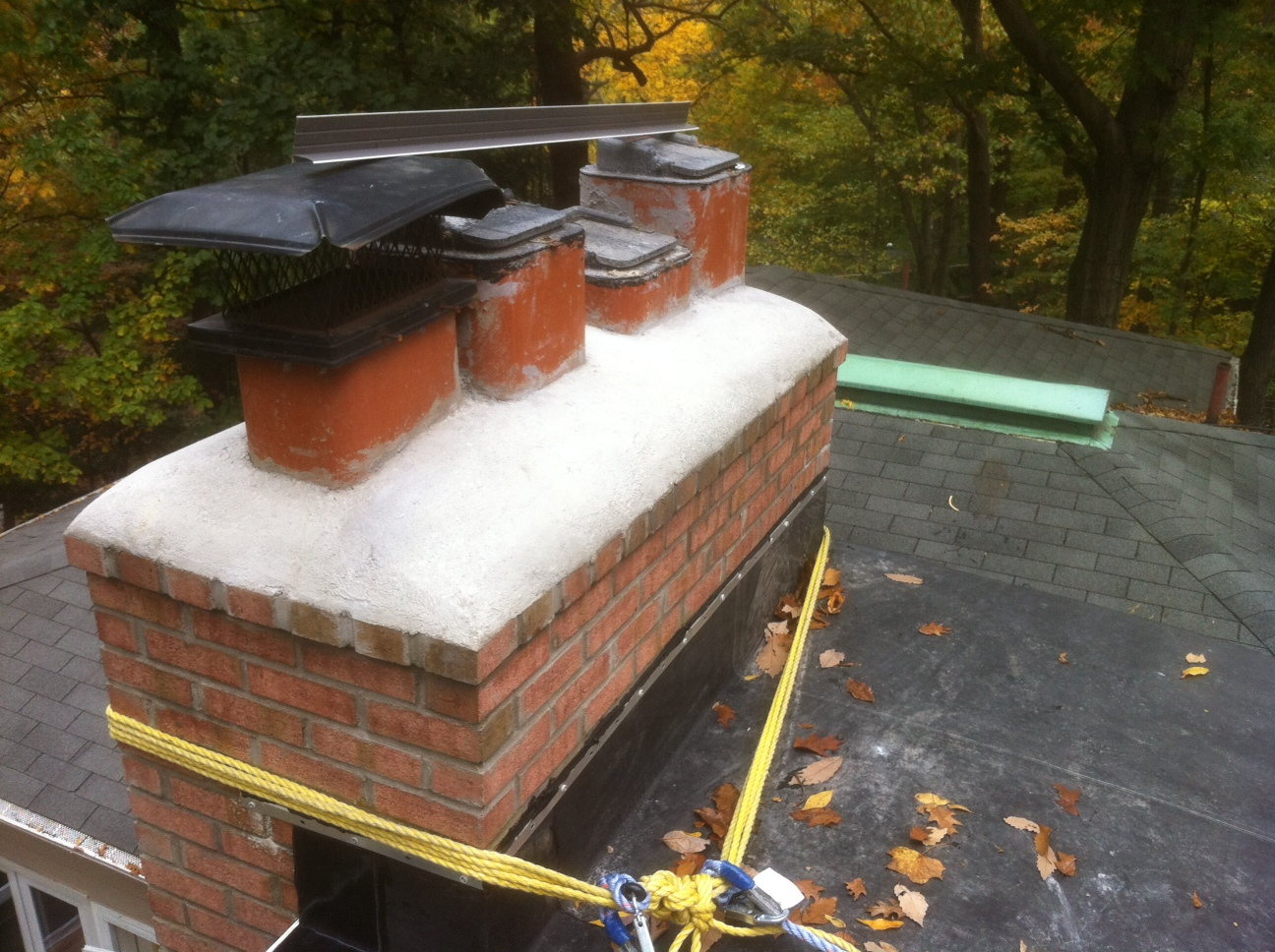 Home Repair - Chimney